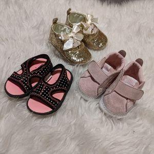 Vans Baby Girl Shoe Bundle Vans Target Pink Gold